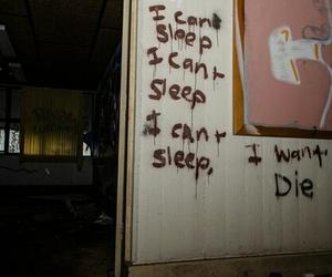 grunge, die, and sleep image