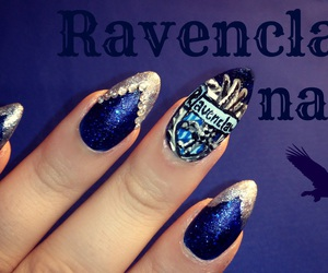 ravenclaw, harry potter, and house image