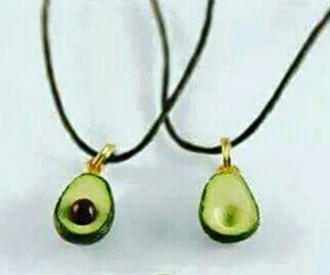 avocado and necklace image