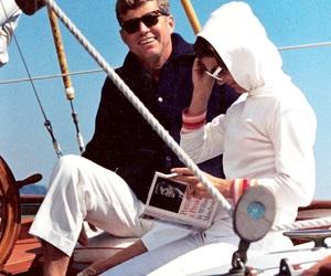 books, Jackie Kennedy, and JFK image