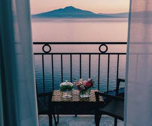 places, room, and sorrento image