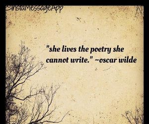 oscar wilde, poetry, and quotes image