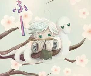 anime, chibi, and mizuki image