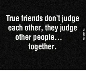 friends, judge, and together image