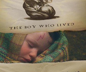 harry potter, hogwarts, and the boy who lived image