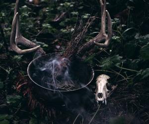 magic and pagan image