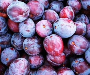 fruit, food, and grapes image