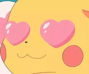 pokemon, cute, and pikachu image