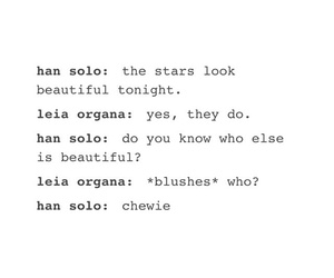 han solo, star wars, and chewbacca image