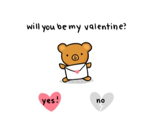 valentine and yes image