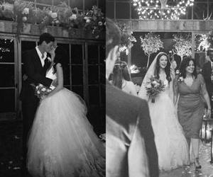 KAYA SCODELARIO, beautiful, and wedding image