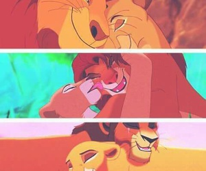 disney, lion, and cute image