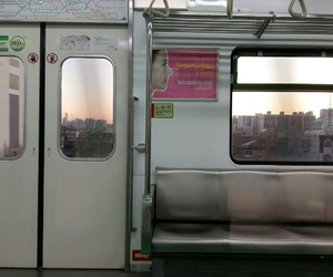 city, picture, and subway image