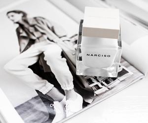 perfume, classy, and magazine image