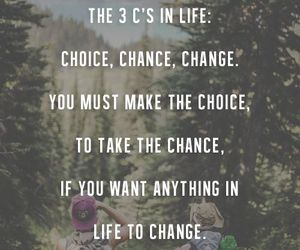 quotes, life, and choice image