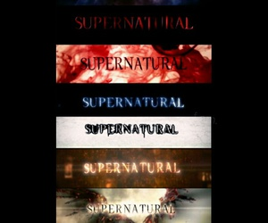 angels, crowley, and dean image