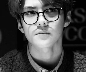 exo, 💜, and sehun kpop image