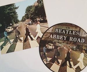abbey road, aesthetic, and album image