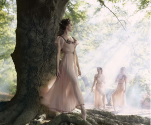 ballet, fairy, and nature image