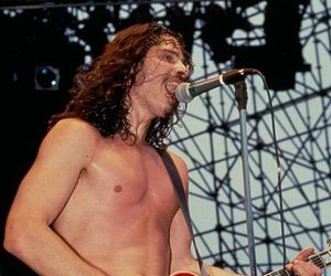 90s, chris cornell, and guitar image