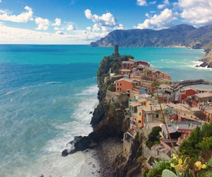 beautiful, cinque terre, and italy image