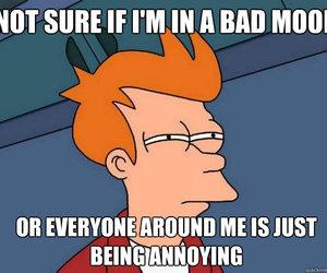 funny, me, and mood image