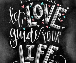guide, life, and love image