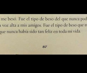 book, frases, and kiss image
