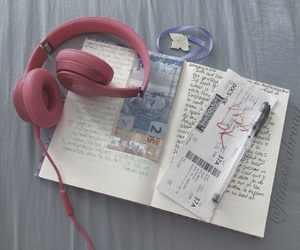 beats, bed, and book image