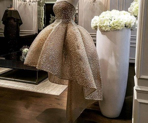 fashion, stylé, and haute couture image