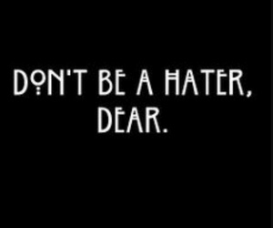 haters, ahs, and american horror story image