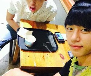 zelo, daehyun, and bap image