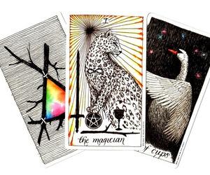 audrey kitching, awareness, and tarot cards image