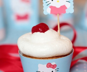 diy, hello kitty, and diy party image