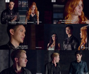 izzy, jace, and magnus image