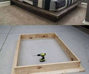 diy, bed, and home image