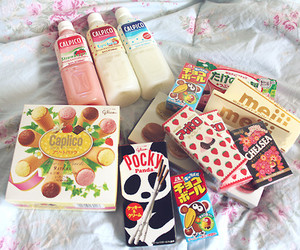 kawaii, japan, and sweets image