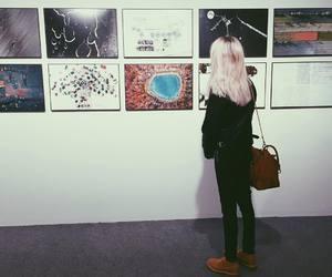 tumblr, art, and girl image