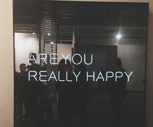 happy, areyou, and quote image