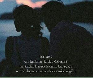 miss, Turkish, and love image