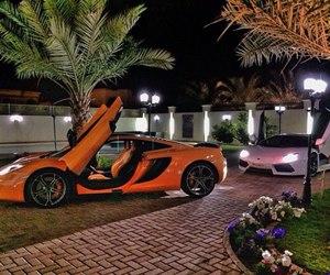 car, Lamborghini, and rich image