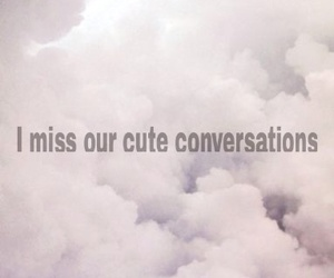 clouds, conversations, and deep image
