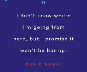 david bowie and quotes image