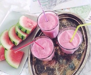 smoothie, want it, and water image