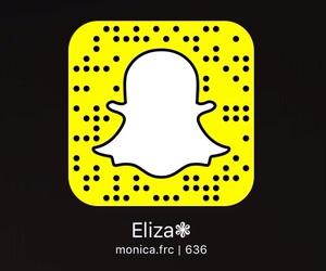 snap, follow me, and snapchat image