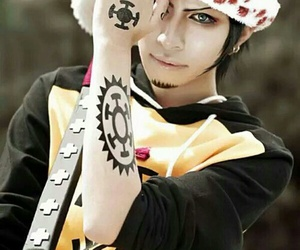 cosplay, one piece, and anime image