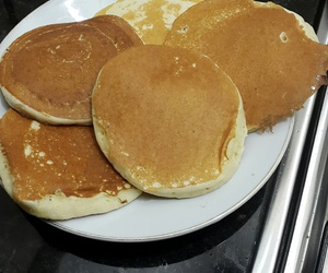 pancakes and summer image