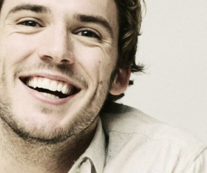 sam claflin, smile, and actor image