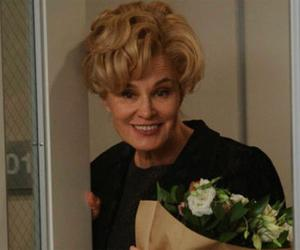 flowers, jessica lange, and ghost image