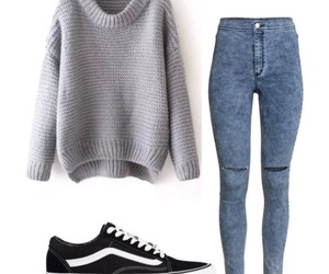 beautiful, outfit, and shoes image